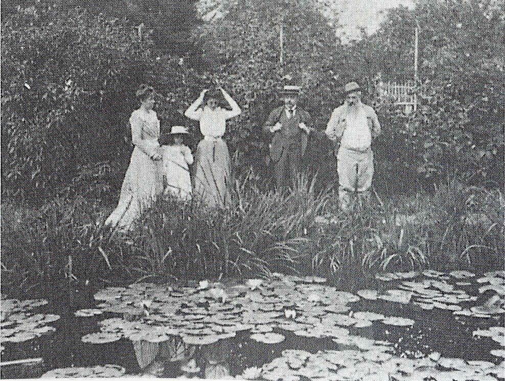 Galería Impresionista 2 Claude Monet últimos años Pintura 189