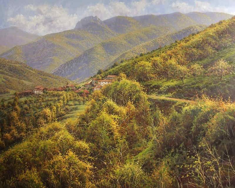 Los montes de Joan Coloma Potes 2011