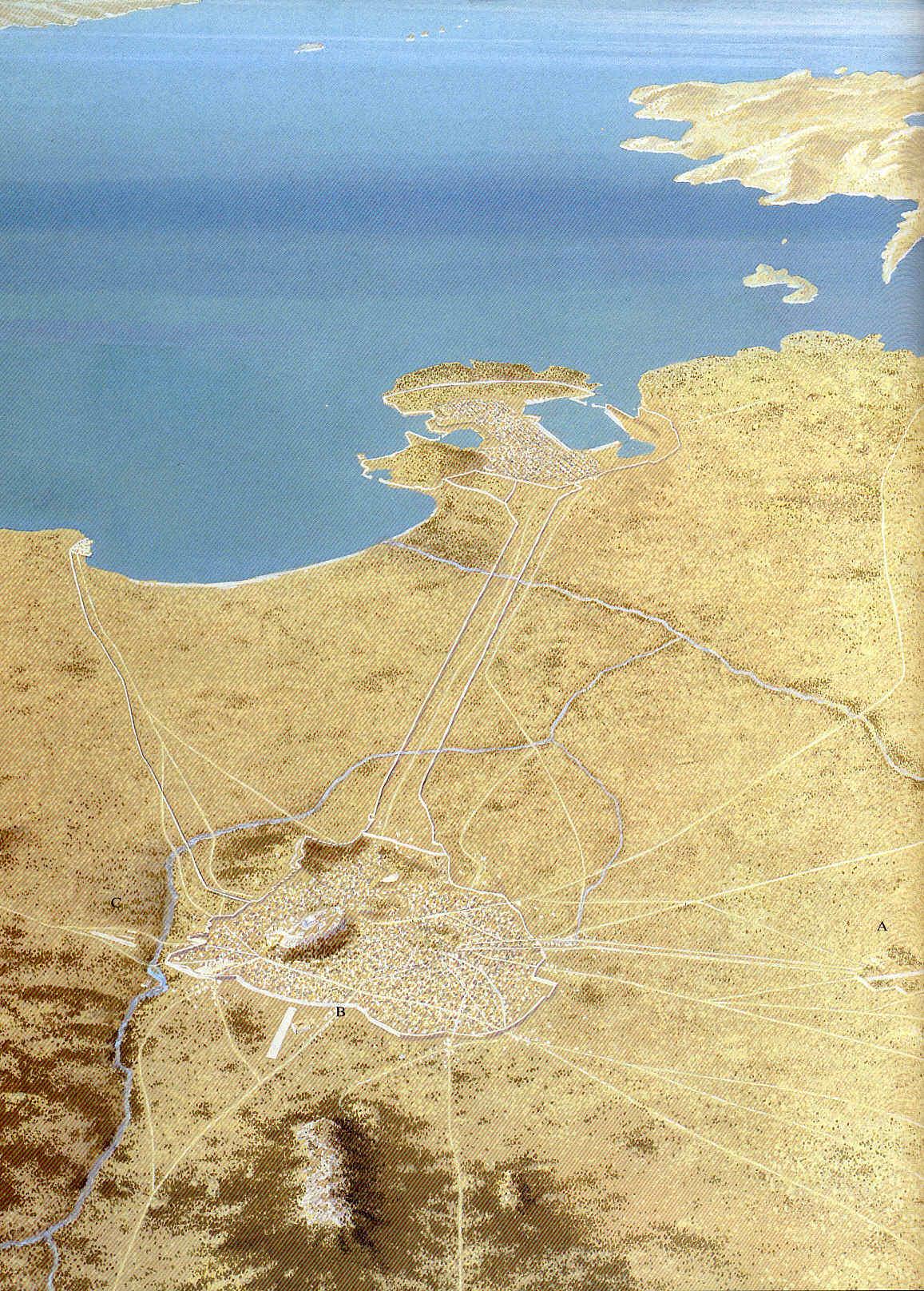 La construcción de Atenas 4 en la Grecia clásica 60