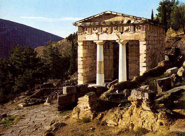 Delfos y el siglo de oro en Grecia clásica 64