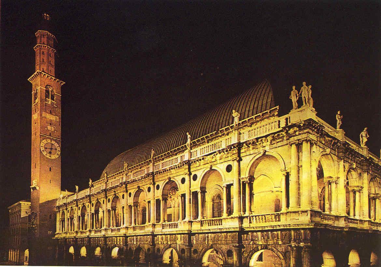 Andreas Palladio y Vicenza La Pintura 121