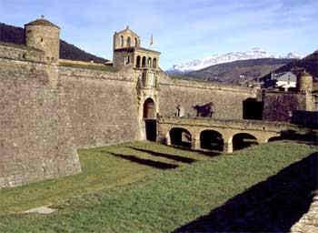 La Ciudadela de Jaca