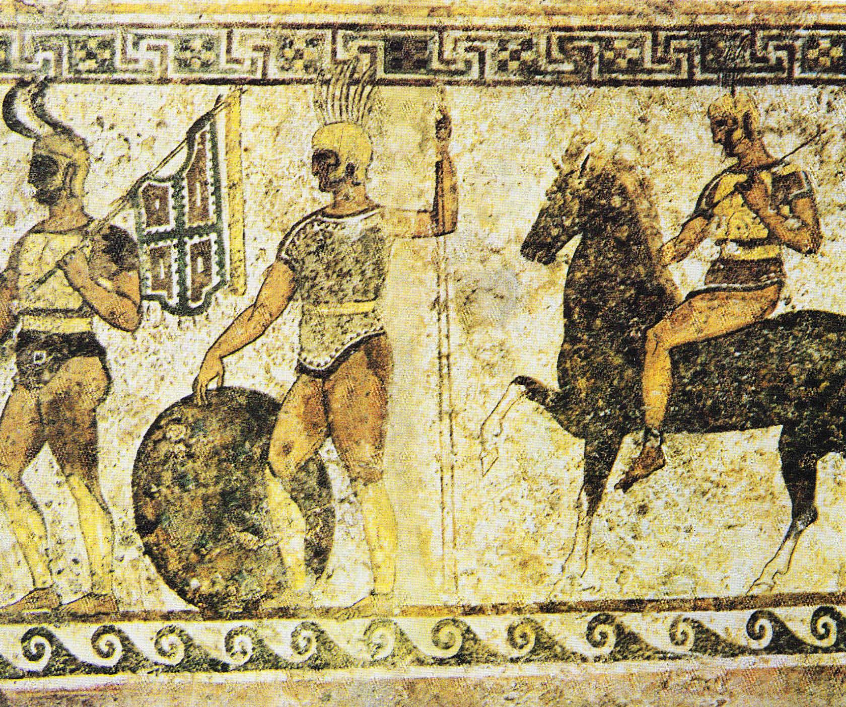 Egipto Antiguo 152 El campamento a Agar y más trigo
