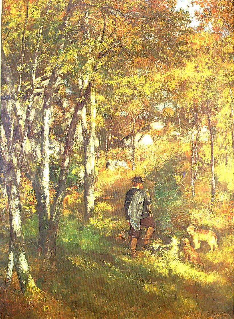 La Pintura 70 Renoir y su juventud