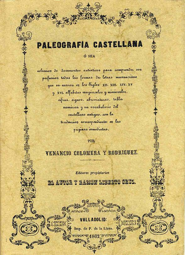 Paleografía a la carta