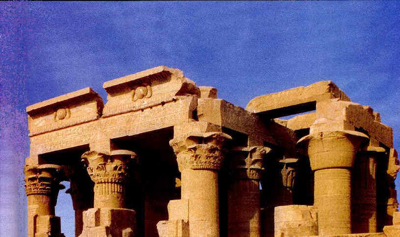 Templos Ptolemaicos e Kom Ombo