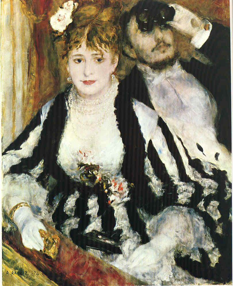 La Pintura 69 Renoir Mi pintor impresionista favorito al principio