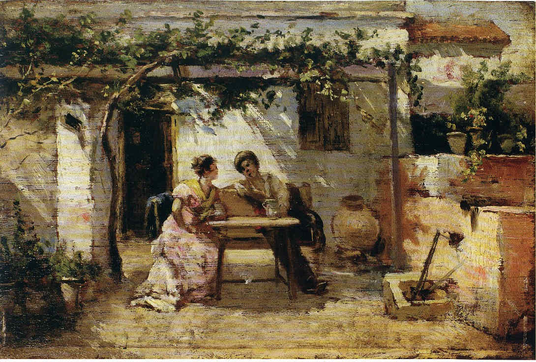 Wssel de Guimbarda y el pueblo llano 5 Pintura 160
