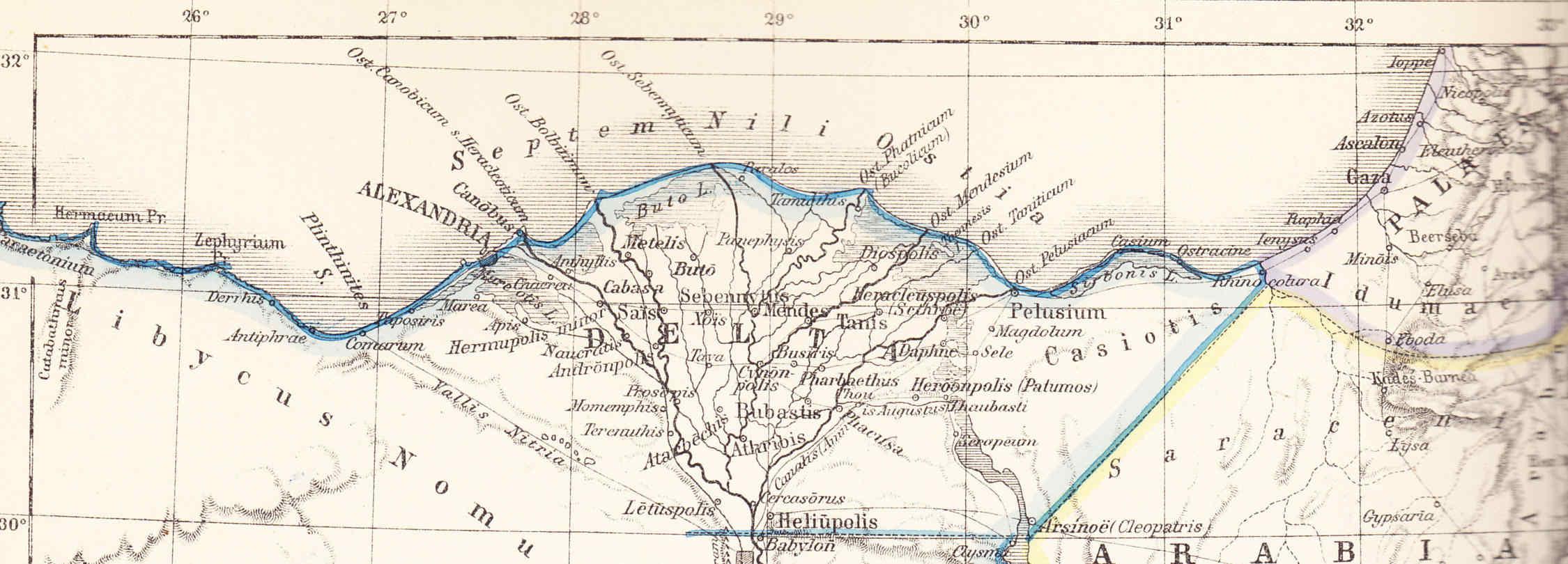 Egipto antiguo 34 y Ptolomeo V Epifanes 1