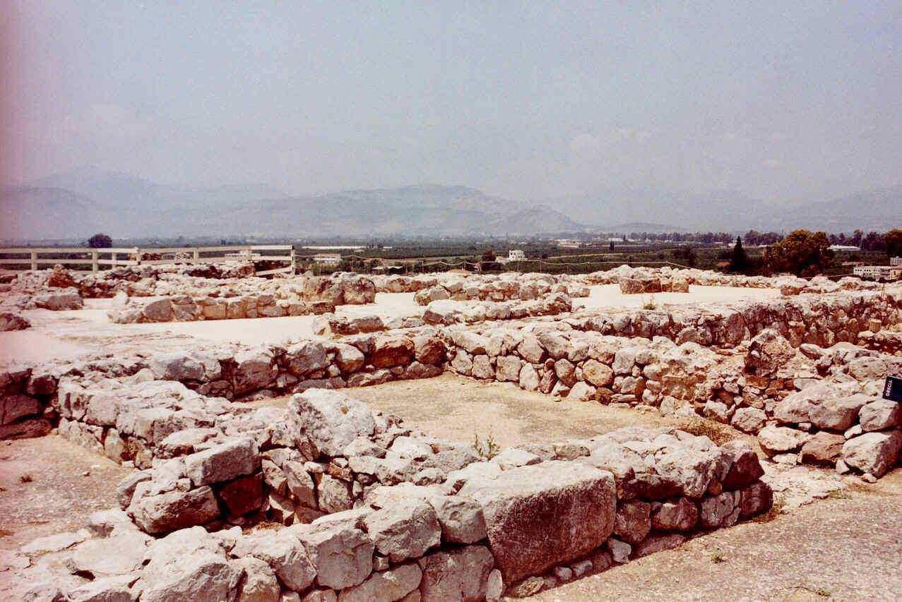 Tirinto 3 en la Grecia clásica 25