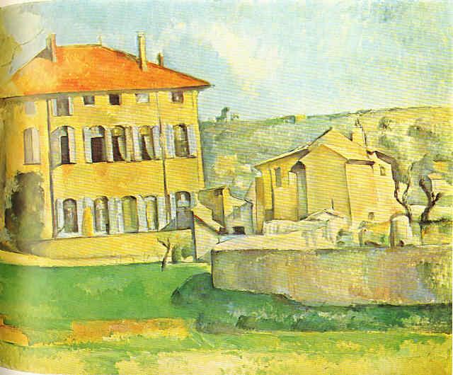 La Pintura 89 El Impresionismo 35 Cezanne