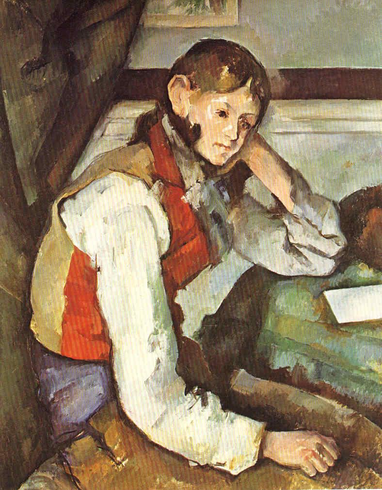 La Pintura 91 El Impresionismo 37 Cezanne