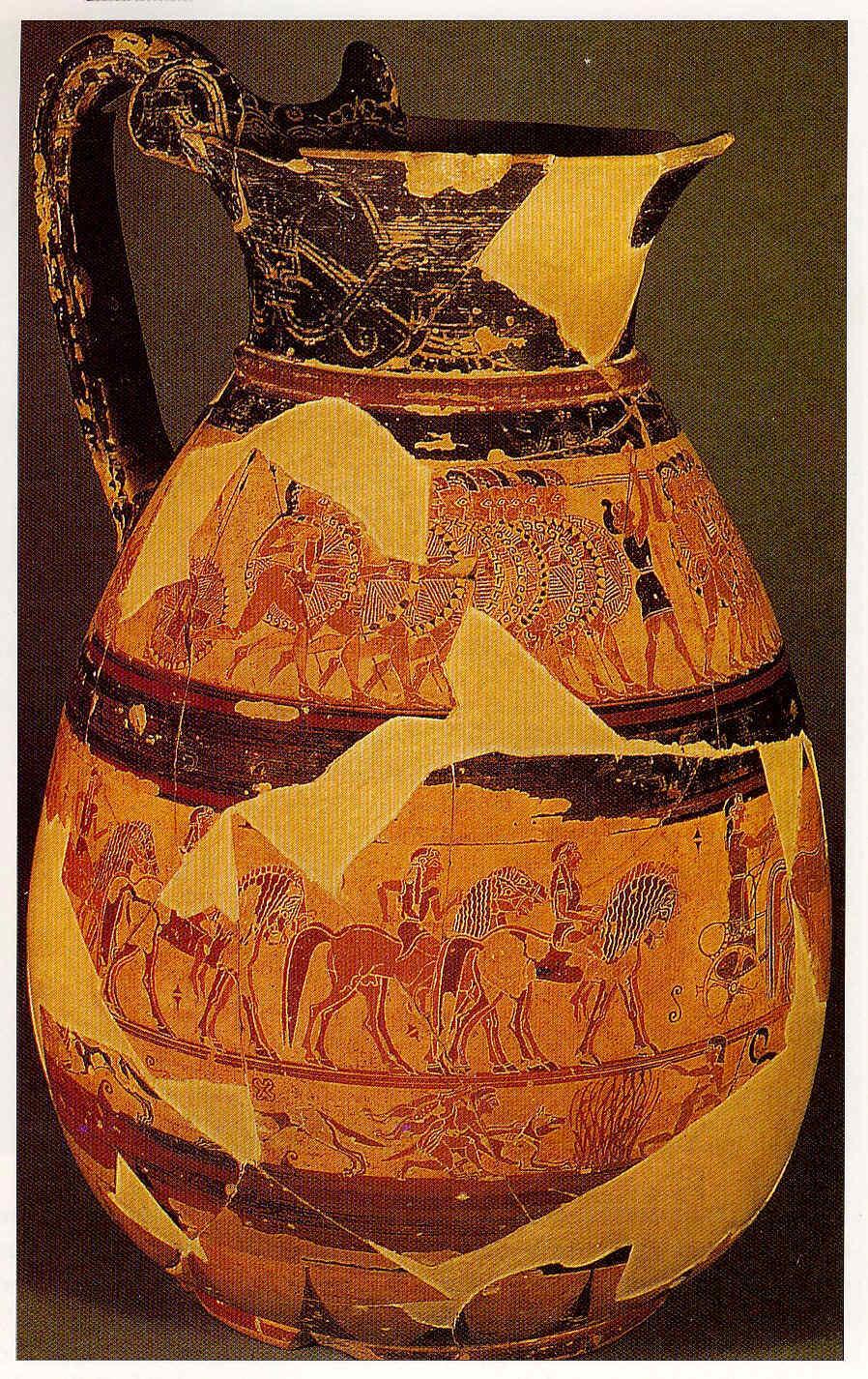 Vasijas griegas en la Grecia clásica 35