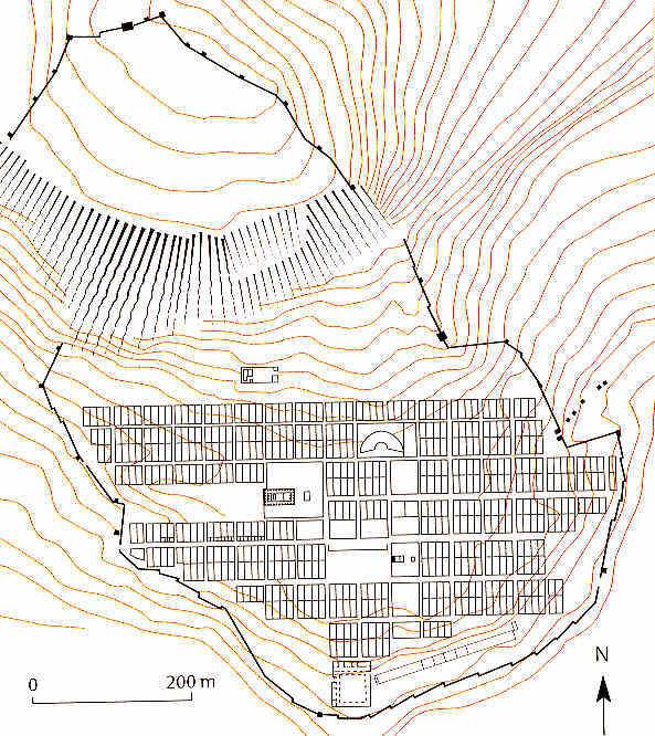 Planificación urbana en la Grecia clásica 37