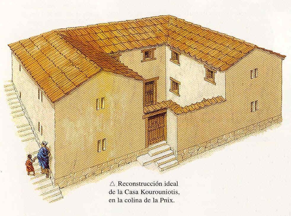 De casas y concejales en la Grecia clásica 38