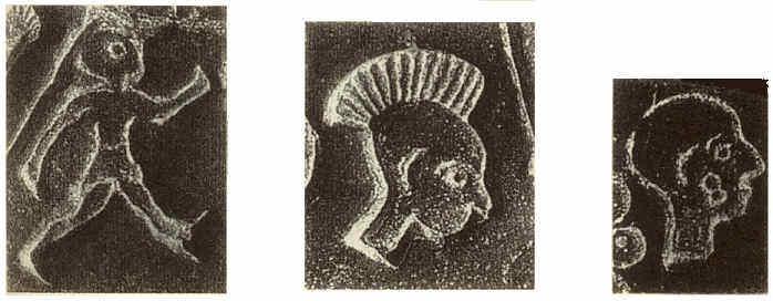 El disco de Festos en la Grecia clásica 39
