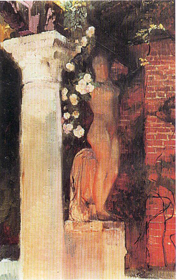 Joaquín Sorolla y su casa La Pintura 102