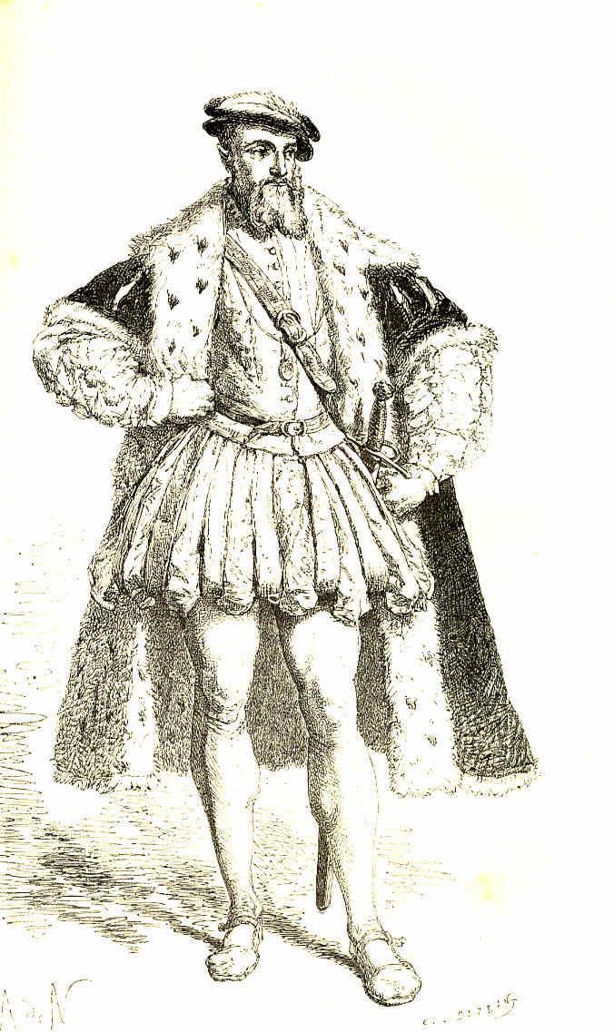 París 24 Los Hugonotes Hijos de Enrique II Carlos IX