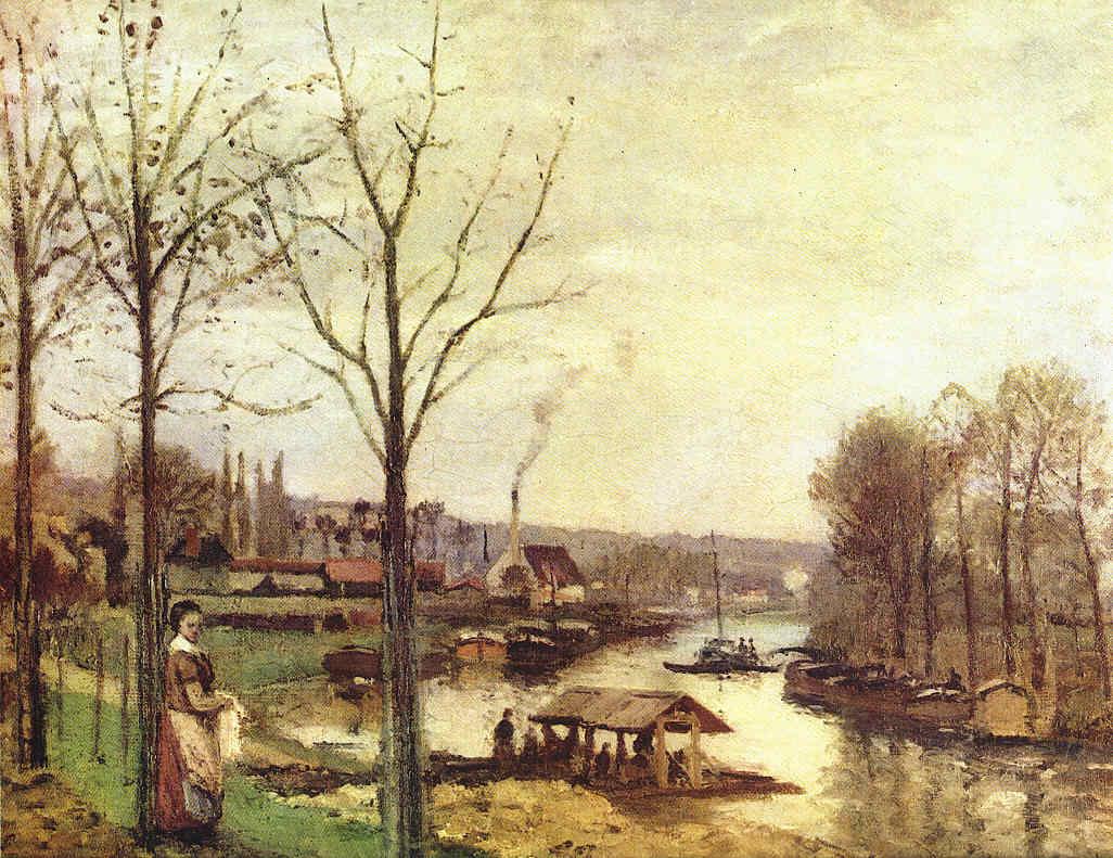 La Pintura 76 El Impresionismo 22 Pissarro