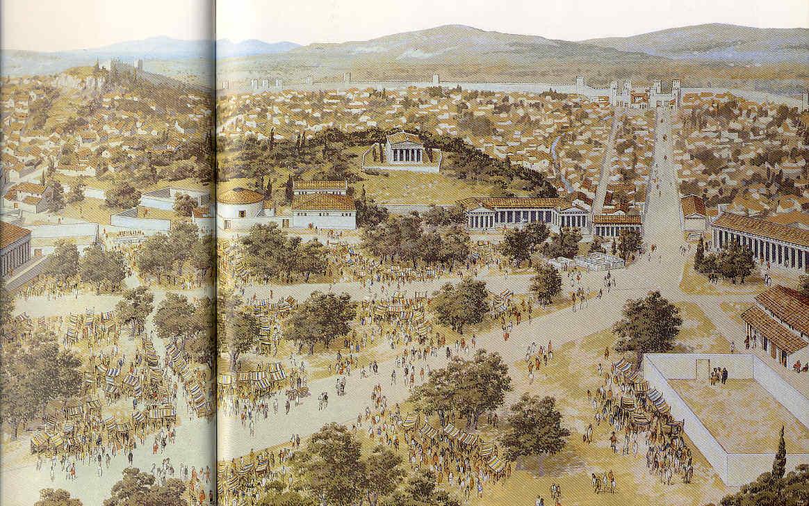 La sociedad griega 3 en la Grecia clásica 90
