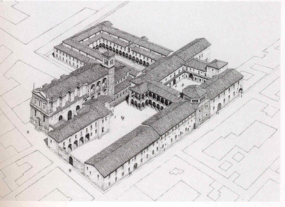 Indicios de mártires anteriores a Nicea 3 Brescia