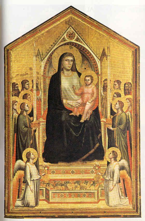 Pintura 19 Los primeros balbuceos medievales