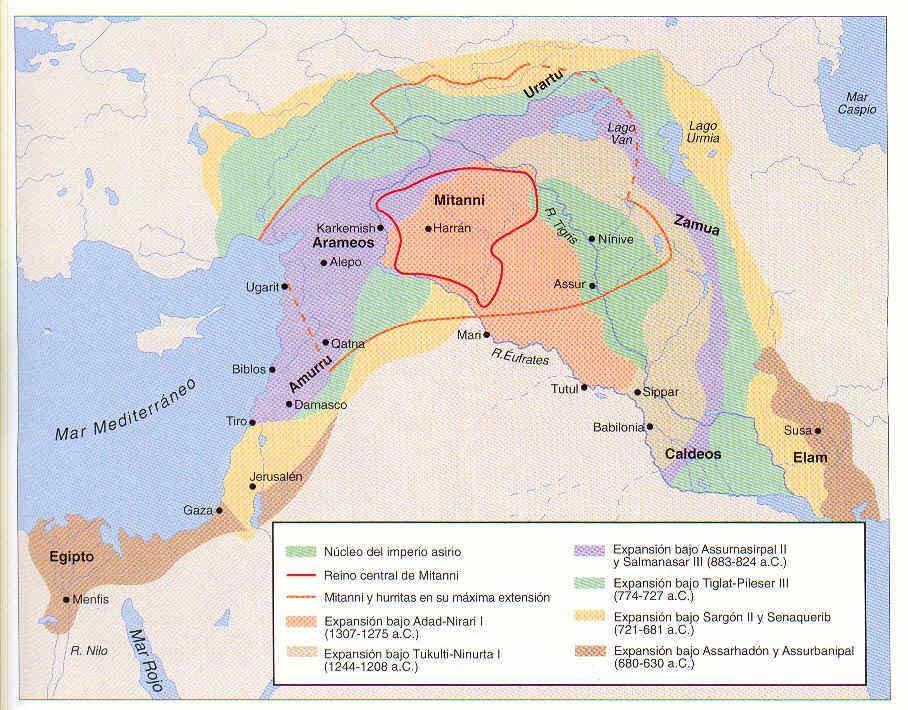La revolución del Neolítico Los Imperios