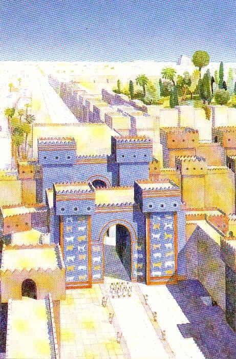 El Neolítico 23 La puerta de Ishatar