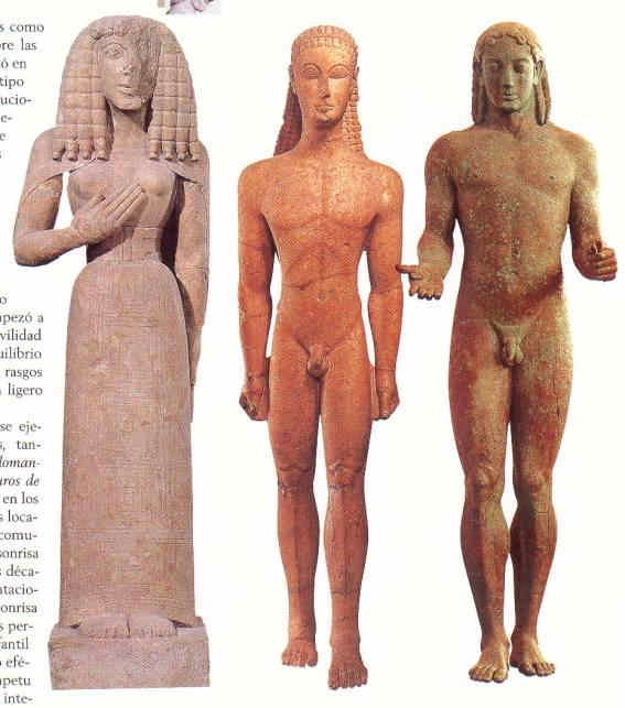 Escultura griega 1 en la Grecia clásica 86