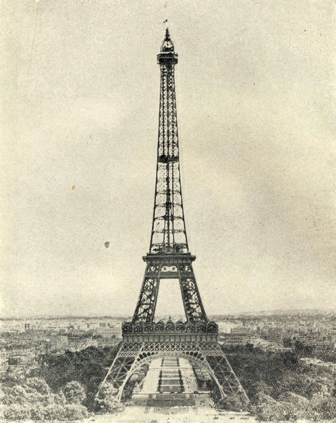 París 75 El pobre está pendiente