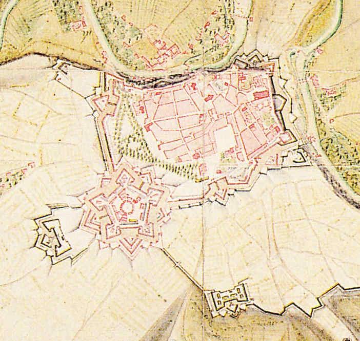 Las murallas de Pamplona hasta 1900
