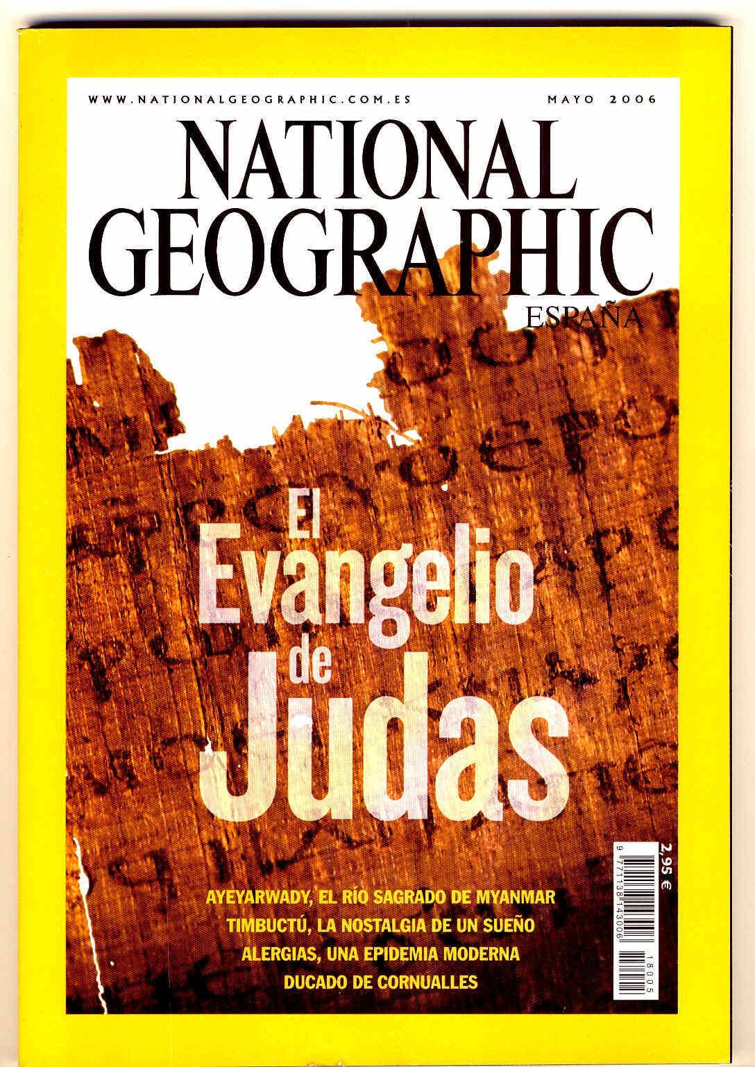 El Evangelio de Judas 3