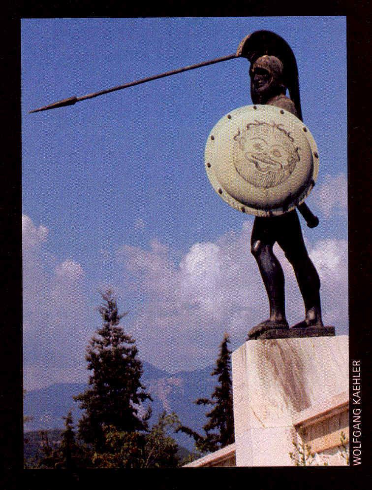 El desastre de las Termópilas en la Grecia clásica 49