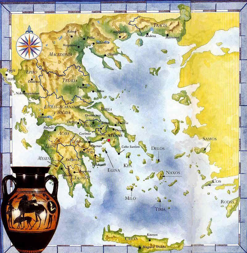 La evacuación de Atenas en la Grecia clásica 50