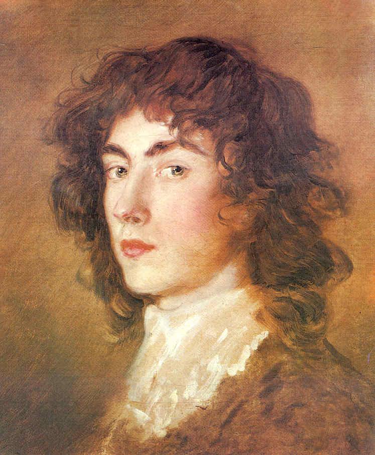 El retrato Gainsborough y Fragonard La Pintura 108