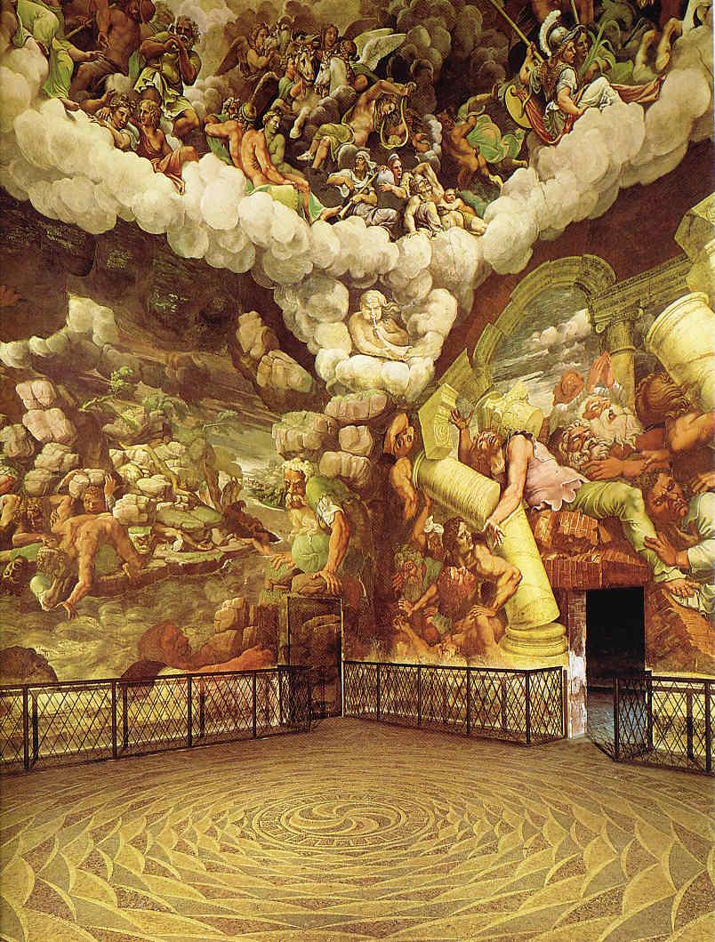 Techos 4 El Renacimiento en Italia La Pintura 116