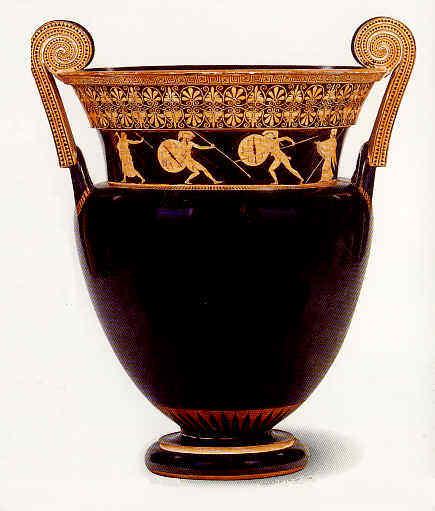 De arriba a abajo en la Grecia clásica 44