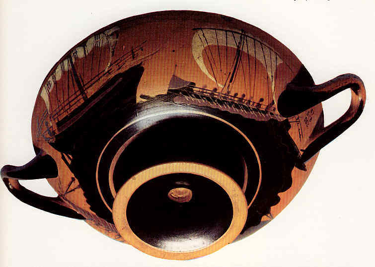 Los marinos en la Grecia clásica 46