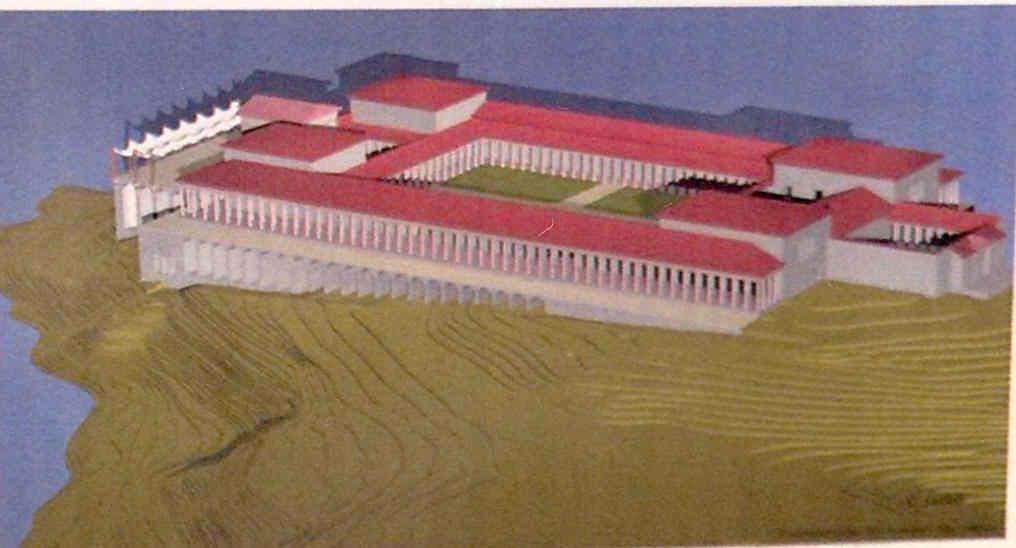 La Villa de Catulo en Sirmione