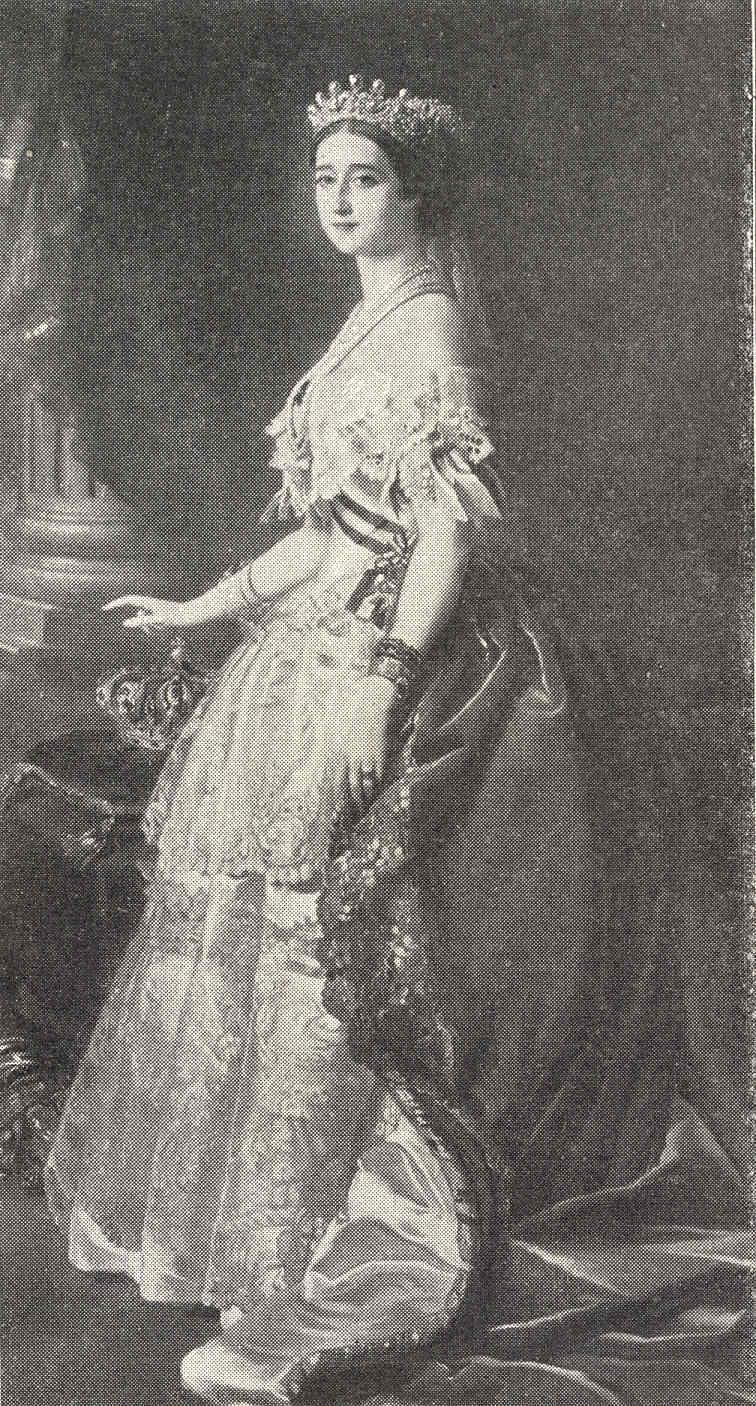 París 64 Congreso y Senado Emperatriz Eugenia Política exterior