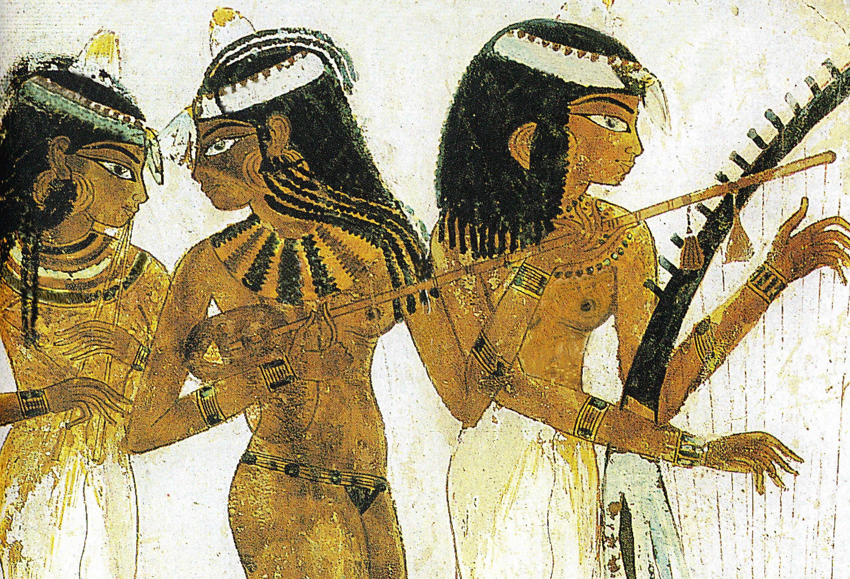 Egipto Antiguo 86 Correspondencia epistolar
