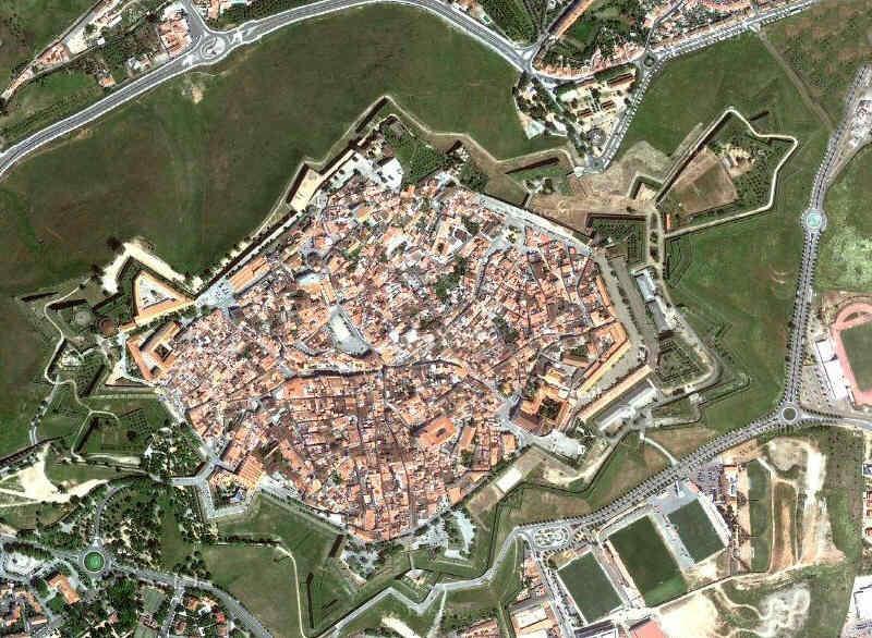 Murallas que no se demolieron Portugal