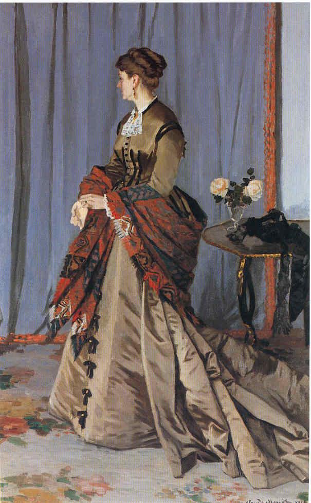 La Pintura 63 Monet y el estudio de colores