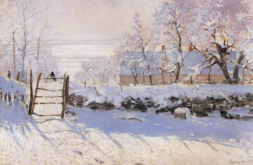 La Pintura 64 Monet Destierro y retorno a Argenteuil