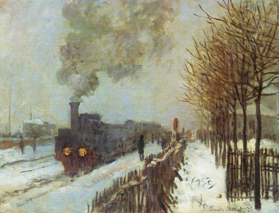 La Pintura 65 El Impresionismo y la vida moderna