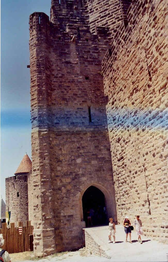 Carcassonne y Carlomagno