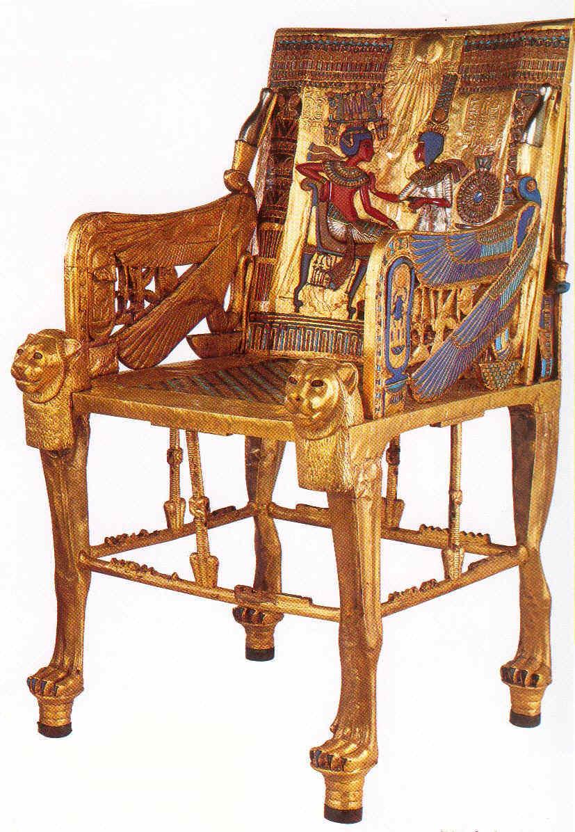 Tutankhamon a