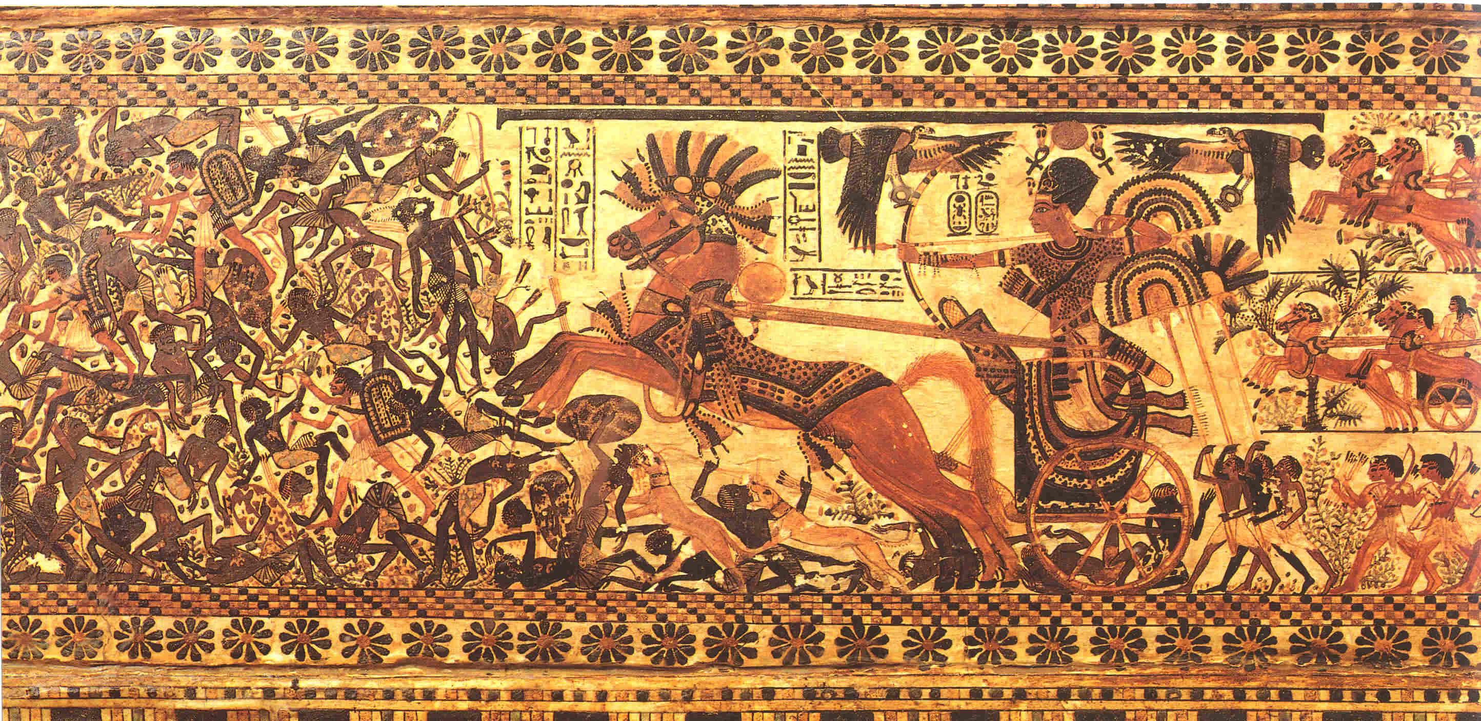 Tutankhamon d