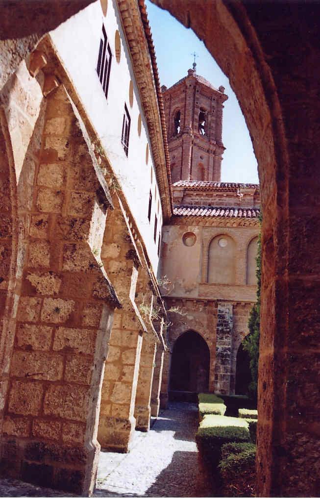 El Monasterio de Piedra 3 Historia intramuros