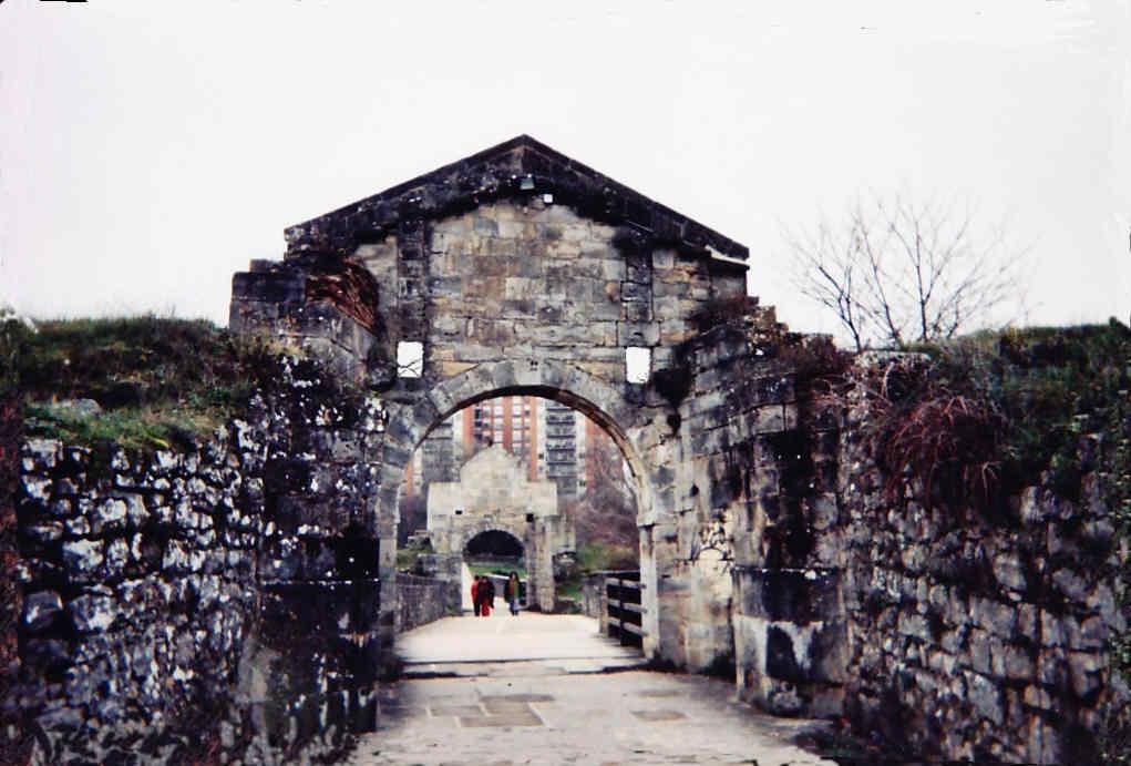La Ciudadela de Pamplona desde dentro